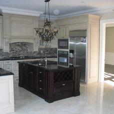 Modern  by Exquisite Kitchens & Vanities Inc.