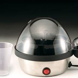 Accessories - Maverick Egg Cooker - - Hard or Soft Boil up to seven eggs in one inner tray