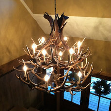 Traditional Chandeliers by Stagridge