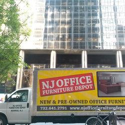 MODERN OFFICE FURNITURE /NJ OFFICE FURNITURE DEPOT -