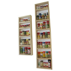 Contemporary Spice Jars And Spice Racks by Overstock.com