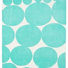 modern kids rugs by PBteen