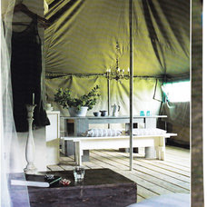 Camping Chic