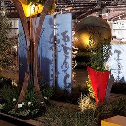 Arterra-Art's Inaugural Collection - Arterra-Art's first collection of elegant garden furnishings.