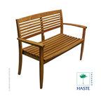 Haste Garden Iris 2 Seater Bench - Haste Garden Iris 2 Seater Bench