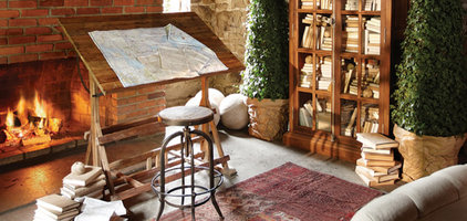traditional desks by Arhaus