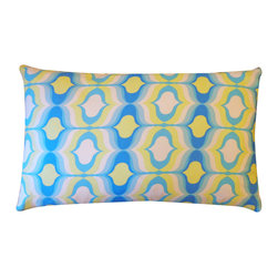 Jiti - Jiti Coppela Pillow - Expressive colors, dynamic patterns and diverse materials in conjunction with clean, modern design - this is Jiti.