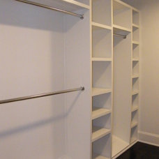 Modern Display And Wall Shelves  by Design Builders & Remodeling Inc.