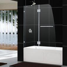 Modern Showerheads And Body Sprays by ShowerDoorsDeals