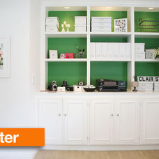 Before & After: A Granny Office Goes Modern | Apartment Therapy