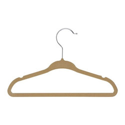 Honey Can Do - Honey Can Do Kids Velvet Touch Suit Hangers - Set of 60 - HNGZ01092 - Shop for Clothing Hangers from Hayneedle.com! About Honey-Can-DoHeadquartered in Chicago Honey-Can-Do is dedicated to helping you organize your life. They understand that you need storage solutions that are stylish and affordable at the same time. Honey-Can-Do focuses on current design trends and colors to create products that fit your decor tastes while simultaneously concentrating on exceptional quality. When buying a Honey-Can-Do product you can be sure you are purchasing a piece that has met safety control standards and social compliance methods.
