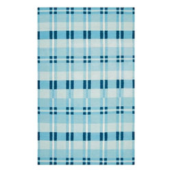Country Living - Country Living Happy Cottage Flatweave Hand Woven Wool Rug X-6563-3085CH - From Country Living the Happy Cottage collection offers classic cottage inspired style in a fresh and cheerful color palette. Designs include classic farmhouse stripes, bold plaids, and vintage patterns, transforming any space into a cozy retreat. These flat pile reversible rugs are hand woven in India from 100% wool.