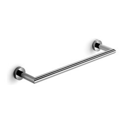 WS Bath Collections Baketo 5210 Towel Bar 15.7""