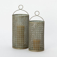 Traditional Candles And Candle Holders by Terrain