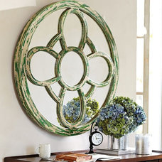 Contemporary Wall Mirrors by Pottery Barn