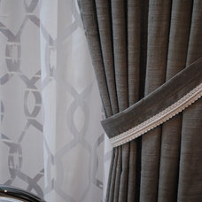 Curtains by Nicole von Meier Design