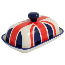 Eclectic Butter Dishes by Harlem UK