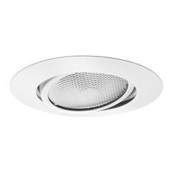 "Juno Lighting - Juno 209 5"" Adjustable Gimbal Ring with Flat Trim - 5"" Adjustable Gimbal Ring with Flat Trim for use with select Juno housings."