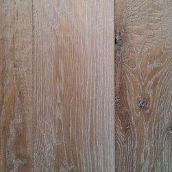 Wide Oak Plank White Washed Oil Finish 6 Quot Up To 10 Quot Wide