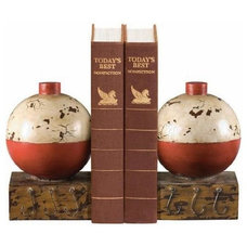 Contemporary Bookends by ivgStores