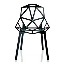 Magis - Magis | Chair_One Stacking, Set of 2 - Design by Konstantin Grcic, 2003.