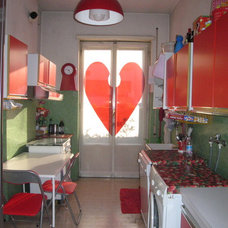 Eclectic Kitchen by Groovy Elisa