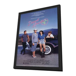 Desert Hearts 11 x 17 Movie Poster - Style A - in Deluxe Wood Frame - Desert Hearts 11 x 17 Movie Poster - Style A - in Deluxe Wood Frame.  Amazing movie poster, comes ready to hang, 11 x 17 inches poster size, and 13 x 19 inches in total size framed. Cast: Patricia Frazier