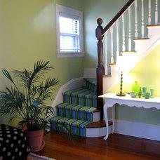 Christine & Vijay's Charming Urban Farmhouse House Tour   Apartment Therapy Bost