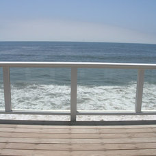 Beach Style Home Fencing And Gates by Core Development Group, Inc.