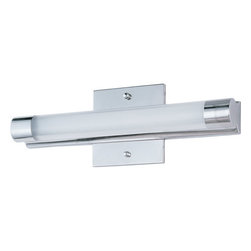 "ET2 - ET2 E22391 Wand LED 14"" Wide Single-Bulb Bathroom Light Fixture - Product Features:"