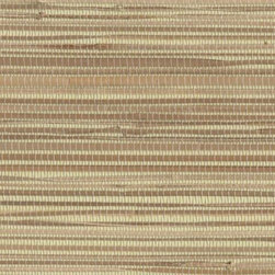 York Wallcovering - Natural River Grass Grasscloth Wallpaper - Brown Natural River Grass Grasscloth Wallpaper. This is a double roll of 100% authentic, real grasscloth. Please be aware of the different measurements in grasscloth vs standard wallpaper. Match: Random, Please use a non-staining premixed adhesive to install. Pattern # NZ0787
