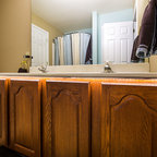 LED Bathroom Vanity Under Counter Lighting - Contemporary - Bathroom - st louis - by Super ...