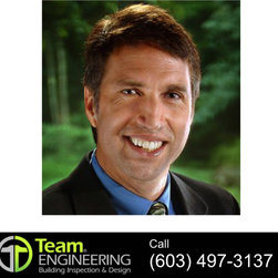 Team Engineering - Our Professional Engineers, Architects and Home Inspectors provide building inspection and design services. Clients