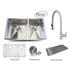 Modern Kitchen Sinks by eModern Decor