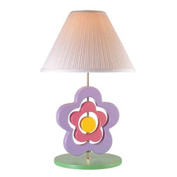 Joshua Marshal - Pastel Children Kids Table Lamp From The Kids Collection - Finish: Pastel