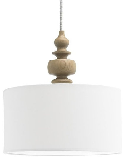 Traditional Pendant Lighting by West Elm