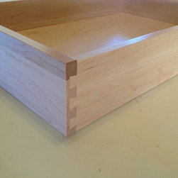 Dovetailed Drawer - Hosea Troyer