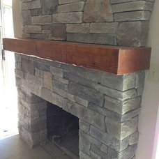 Traditional Home Decor by Dan Farrace Fine Woodworking