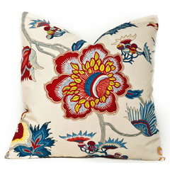 eclectic pillows by Society Social