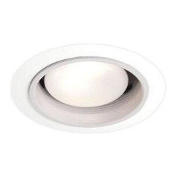 BAZZ - BAZZ 200 Series 4 in. Halogen or Incandescent Recessed White/Black Baffle Light - Shop for Lighting & Fans at The Home Depot. This 200 Series elegant recessed light features a white trim with a White baffle. Perfect for interior or exterior use. Beautiful addition to a variety of locations where recessed lighting is preferred.