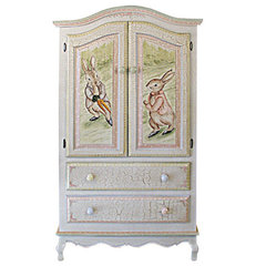 traditional kids dressers by Layla Grayce