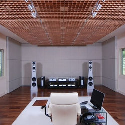 Reference music system - y g acoustic Anat ref ii speaker system