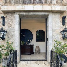 Mediterranean Entry by Ancient Surfaces