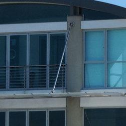 Framed & Frameless Window - Buena Park Exterior Glass Window