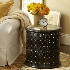 Traditional Side Tables And End Tables by Pottery Barn