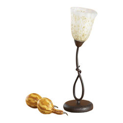 Eglo - Eglo 85648A Table Lamp/1 Antique-Brown - Table Lamp/1 Antique-Brown Closeout Sale from Eglo Lighting - Limited time offer, while supplies last!