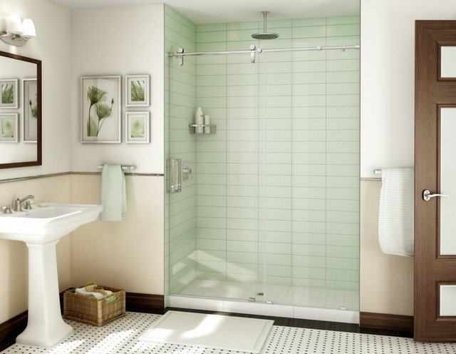 Eclectic Showers by SGO Designer Glass