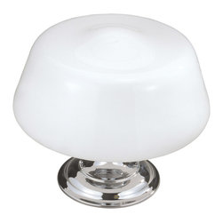 World Imports - World Imports 9007-08 Schoolhouse Chrome Flush Mount - World Imports 9007-08 Schoolhouse Chrome Flush Mount