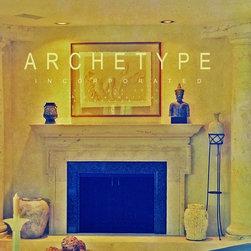 12.12  Doric T-Top Fire Surround/ Tuscan Columns/ Granite Surround Insert -