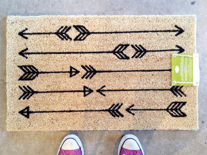 Contemporary Doormats by SPROUT HOME